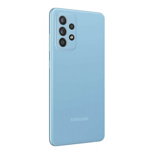 Išmanusis telefonas Samsung Galaxy A52 6GB+128GB LTE Mėlynas