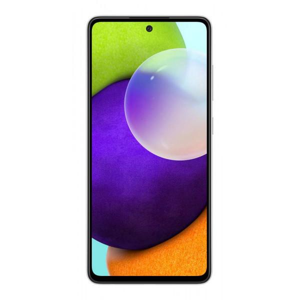 Išmanusis telefonas Samsung Galaxy A52 6GB+128GBLTE Baltas