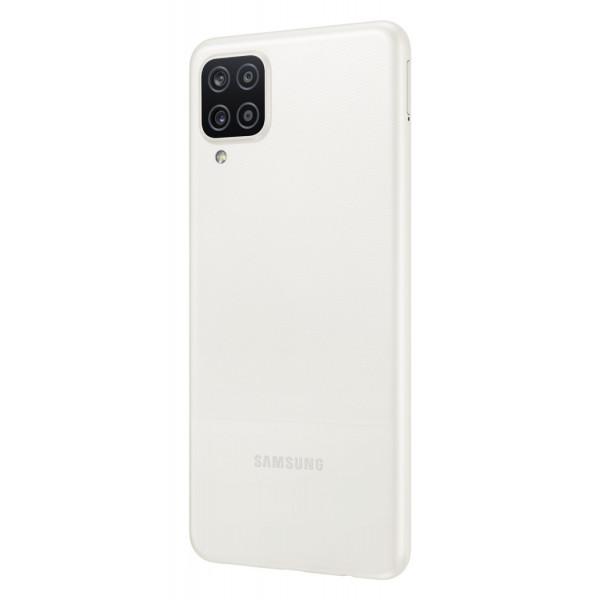 Išmanusis telefonas Samsung Galaxy A12 3GB+32GB Baltas