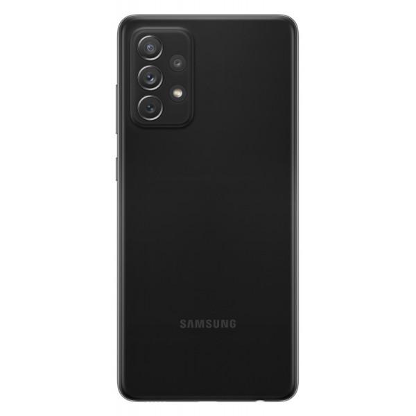 Išmanusis telefonas Samsung Galaxy A72 6GB+128GB LTE Juodas