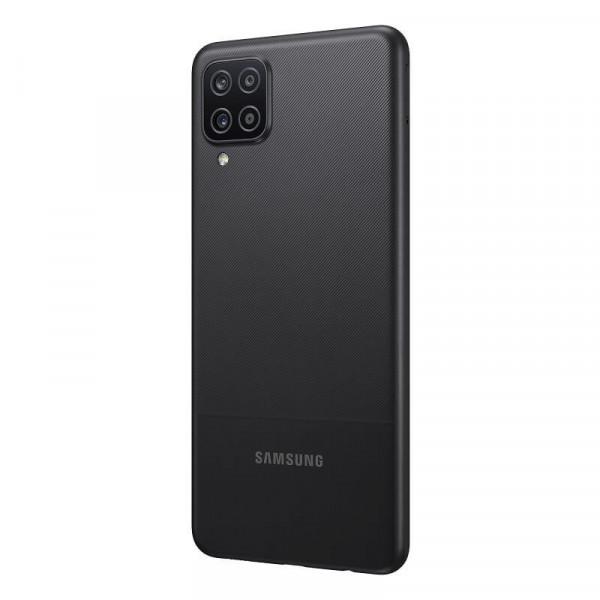 Išmanusis telefonas Samsung Galaxy A12 4GB+128GB Juodas