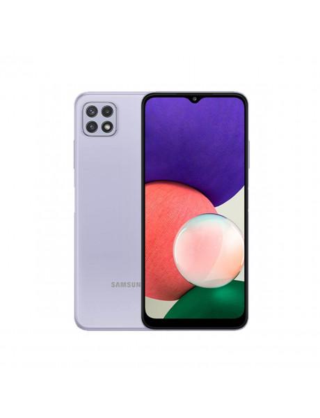 Išmanusis telefonas Samsung Galaxy A22 5G 64GB+4GB Violetinis