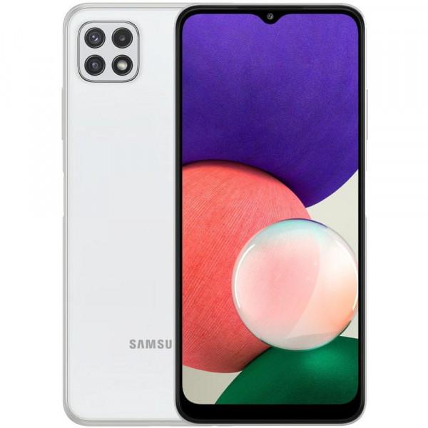 Išmanusis telefonas Samsung Galaxy A22 5G 64GB+4GB Baltas