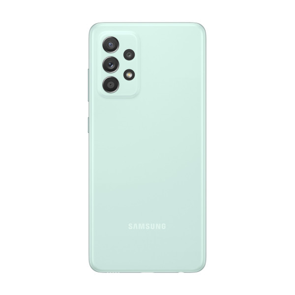 Išmanusis telefonas Samsung Galaxy A52s 5G 128GB+6GB Awesome Mint