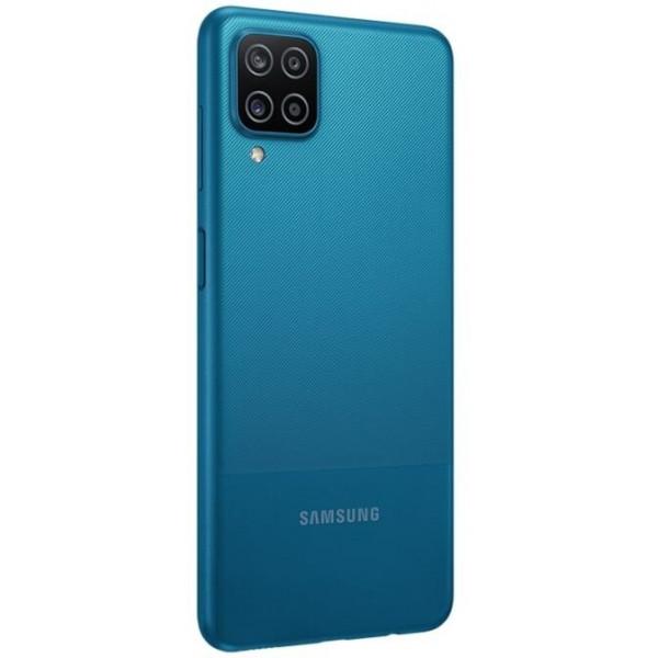 Išmanusis telefonas Smasung Galaxy A12 64GB Mėlynas