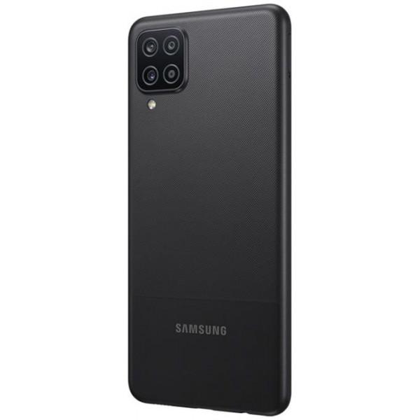 Išmanusis telefonas Smasung Galaxy A12 32GB Juodas