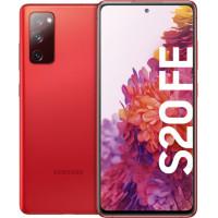 IŠMANUSIS TELEFONAS SAMSUNG Galaxy S20 FE 128GB Debesų raudona
