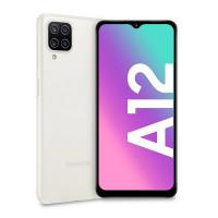 Išmanusis telefonas SAMSUNG SM-A127F/DSN, White SM-A127FZWKEUE