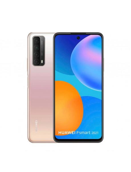 Išmanusis telefonas HUAWEI Phone P Smart 2021 128GB / Gold 51096ACA