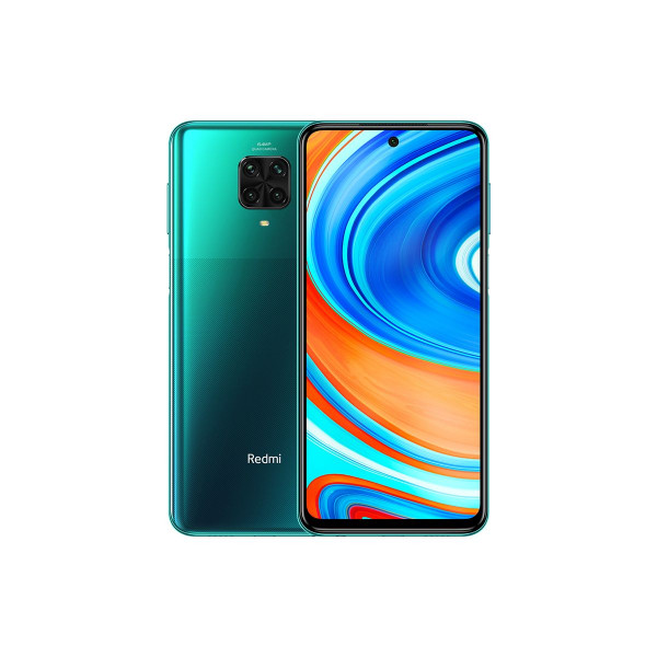 Išmanusis telefonas Xiaomi Redmi Note 9 Pro 64GB Green