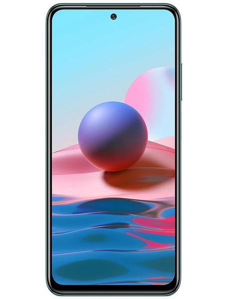 Išmanusis telefonas XIAOMI REDMI NOTE 10 4+64GB GREEN