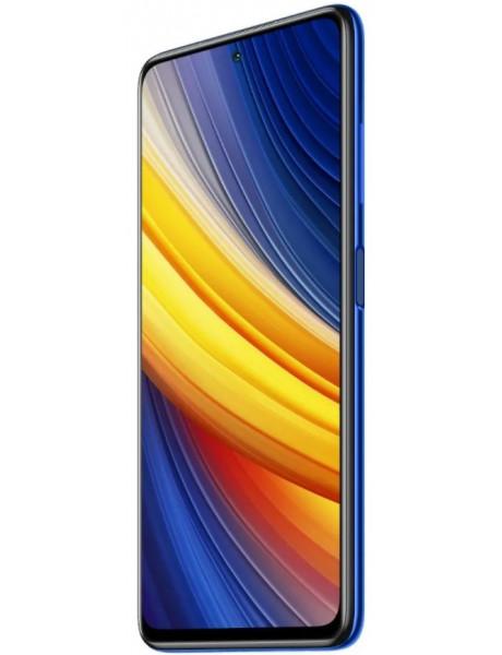 Išmanusis telefonas POCO X3 PRO 128GB BLUE MZB08UMEU XIAOMI