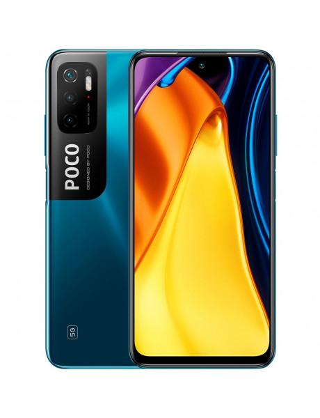 Išmanusis telefonas POCO M3 PRO 5G 64GB BLUE MZB095IEU XIAOMI