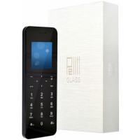 """BT1 """"GLASS"""" Pelitt mobilus telefonas"""