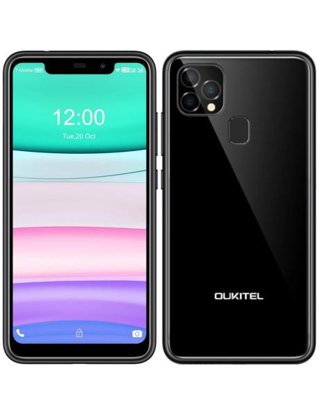 Išmanusis telefonas Oukitel C22 Dual SIM 4/128GB Midnight Black