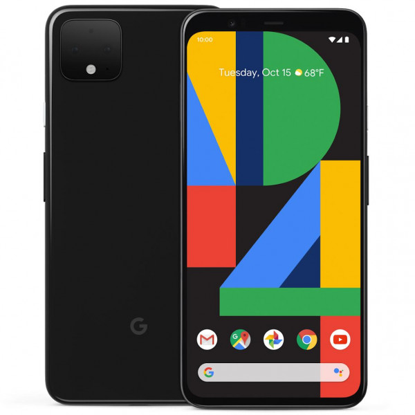IŠMANUS TELEFONAS Google Pixel 4 XL 64GB (Black) Single SIM 6.3