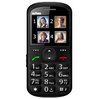 Mob. Telefonas MyPhone HALO 2 black