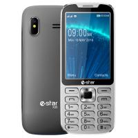 Mobilus telefonas eSTAR X35 Feature Phone Dual SIM Silver