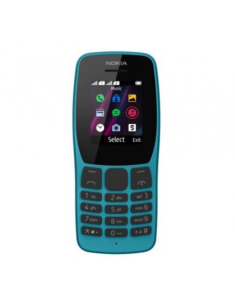 Mobilusis telefonas Nokia 110 Dual SIM TA-1192 Mėlyna