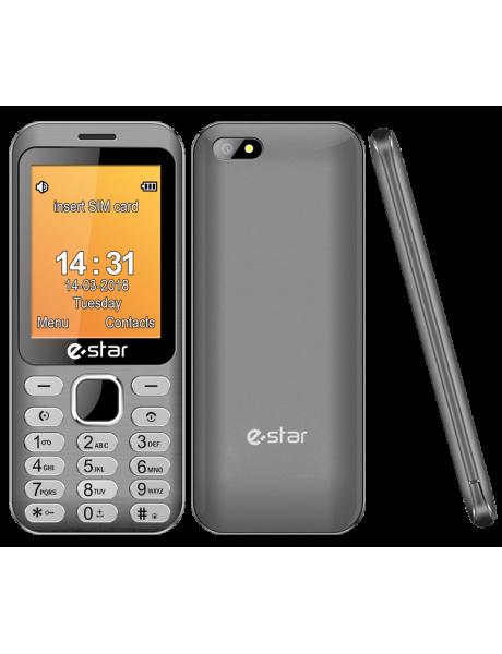eSTAR X28 Feature Phone Dual SIMSilver