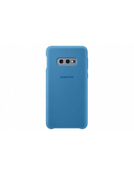 DĖKLAS Samsung PG970TLE Silicone Cover for Samsung Galaxy S10e / mėlynas EF-PG970TLEGWW