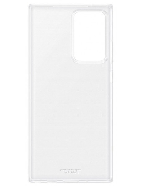 Dėklas Samsung Clear Cover for Samsung Galaxy Note 20 Ultra/ Note 20 Ultra 5G / Transparent EFQN985TTEGEU