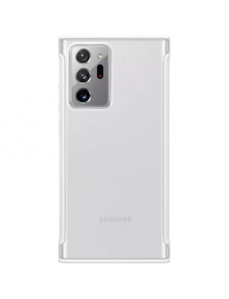 Samsung Clear Protective Cover for SamsungGalaxy Note 20 Ultra/ Note 20 Ultra 5G / White EFGN985CWE