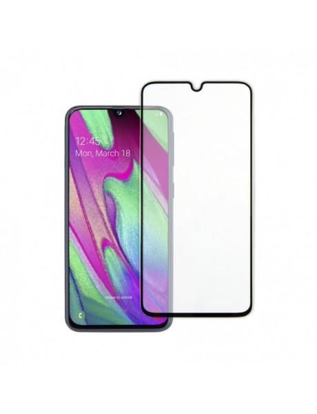 Ekrano apsaugos plėvelė Toti TEMPERED glass 3D screen protector full cover for Galaxy A40 2019 Case