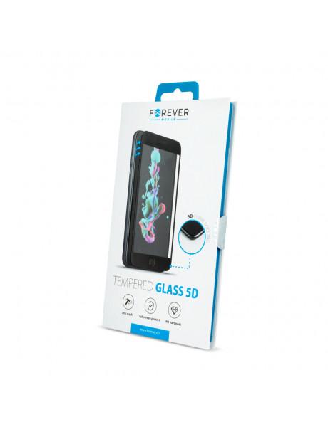 Apsauginis stiklas Samsung A40, juodas TG_5D A40