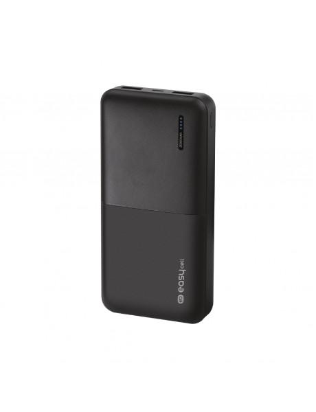 Išorinė baterija PowerBank 20000 mAh By SBSBlack