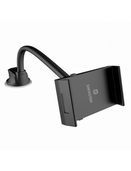 Swissten S-Grip T1-HK Universal Car Holder For Tablets / Phones / GPS Black