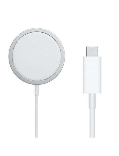 Kroviklis 15W for Apple iPhone / 12 mini / 12 / 12 PRO / 12 PRO MAX / 5V / 2A / 1m USB-C / white