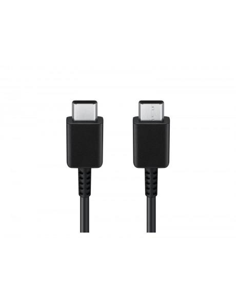 Laidas Samsung DA705BBE charging cable Type-C to Type C, 1 m / Black EP-DA705BBEGWW