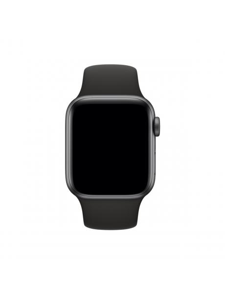 Apyrankė laikrodžiui Apple 40mm Black Sport Band - S/M & M/L
