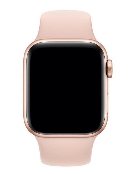 Apyrankė laikrodžiui Apple 40mm Pink Sand Sport Band - S/M & M/L