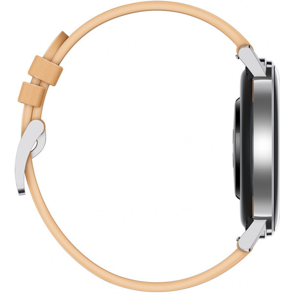 Išmanusis laikrodis HUAWEI Watch GT 2, 42mm,Leather / Khaki 55024475