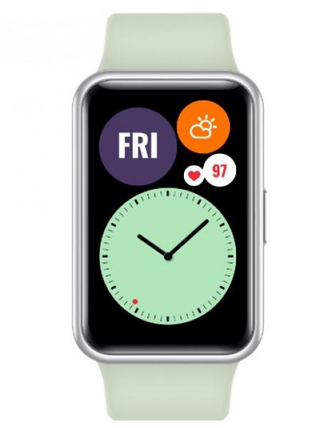 Išmanusis laikrodis HUAWEI WATCH FIT Green