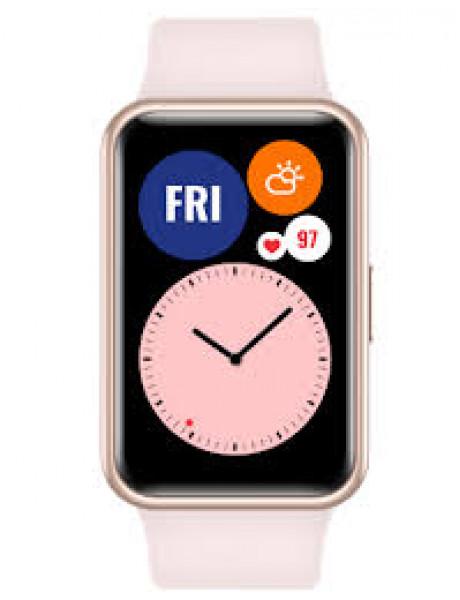 Išmanusis laikrodis HUAWEI WATCH FIT Pink