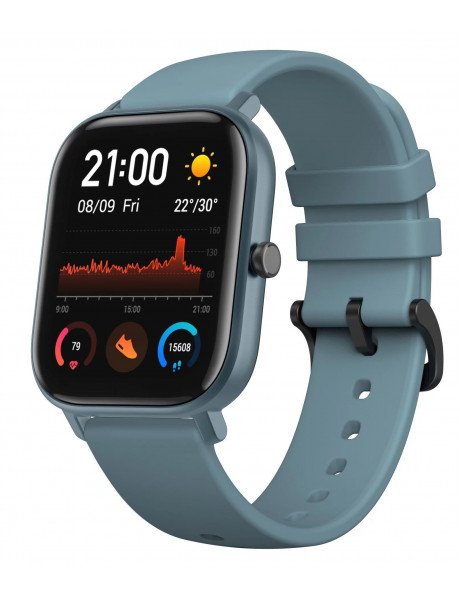 Išmanusis laikrodis Amazfit GTS Steel Blue