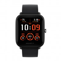 Išmanusis laikrodis Amazfit Bip U Smart watch Charcoal Black