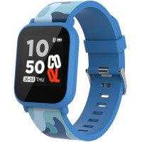 Vaikiškas laikrodis Canyon kids smart watch 1.3 inches IPS full touch screen blue pla SY2CNEKW33BL
