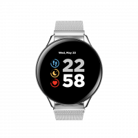 Išmanusis laikrodis CANYON Lemongrass SW-70 Smart watch 1.3inches IPS full touc