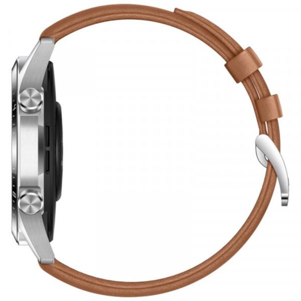 IŠMANUSIS LAIKRODIS HUAWEI Watch GT 2, 46mm, Leather / Brown 55024470
