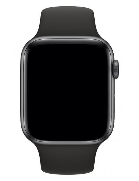 Dirželis laikrodžiui Apple 44mm Black Sport Band - S/M & M/L