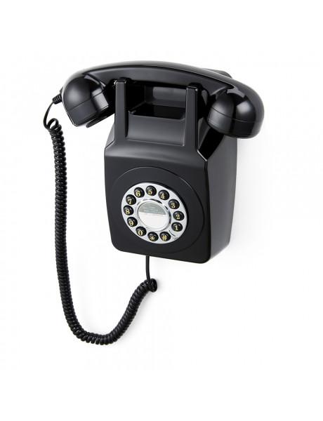 746 PUSH B 1952S Black GPO sieninis telefonas