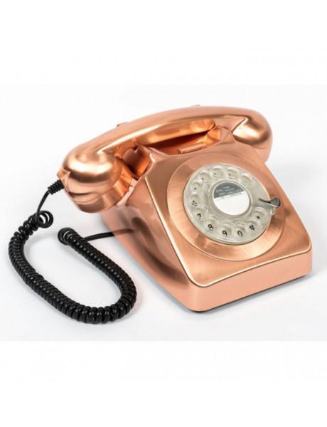 746 ROTARY DIAL 1951TN Bronze GPO retro telefonas