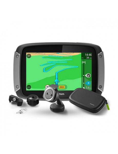 GPS IMTUVAS MOTOCIKLUI TOMTOM RIDER 410 4.3 1GE0.002.10