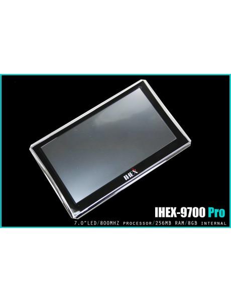 IHEX-9700 Pro Truck navigacinė sistema