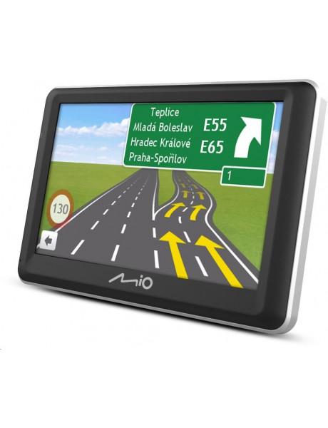 Navigacija Mio Truck navigation Spirit 7700 5 touchscreen, 5 touchscreen, GPS (satellite), Maps in
