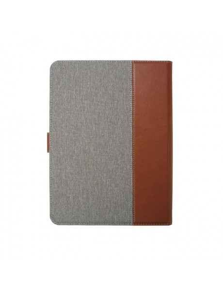 Planšet. Dėklas Just Must Hory Universal case for 9-11 Brown / Grey
